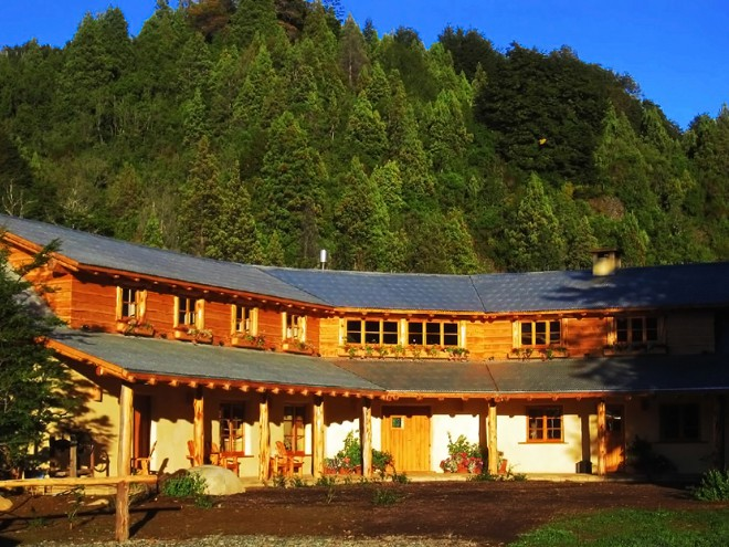 La Confluencia Mountain Lodge